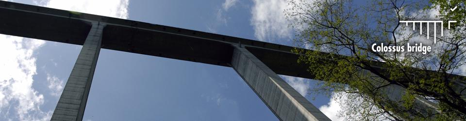 The Colossus Bridge